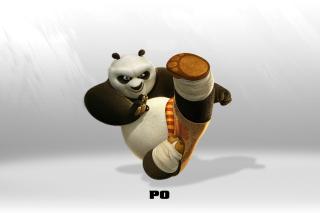 Kung Fu Panda - Obrázkek zdarma pro 2560x1600