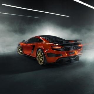 McLaren 12C - Obrázkek zdarma pro 128x128