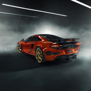 McLaren 12C - Obrázkek zdarma pro iPad