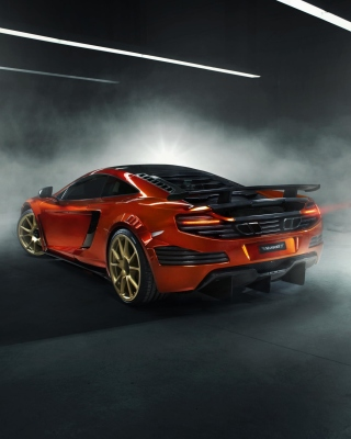 McLaren 12C - Obrázkek zdarma pro iPhone 5C