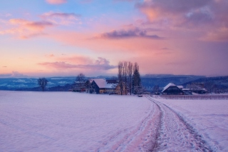 Countryside Landscape Picture for Android, iPhone and iPad