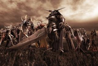 Final Fantasy - Obrázkek zdarma pro 1366x768