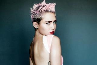 Miley Cyrus For V Magazine - Obrázkek zdarma pro 1280x1024