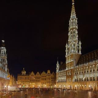 Brussels - Obrázkek zdarma pro iPad mini 2