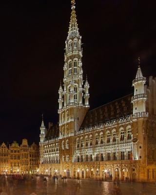 Brussels - Obrázkek zdarma pro Nokia C2-03