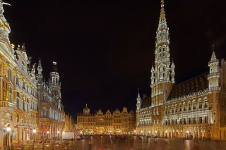 Brussels Picture for Android, iPhone and iPad