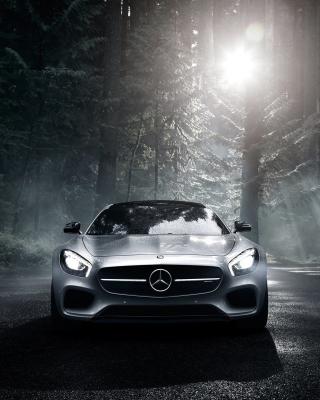 2016 Mercedes Benz AMG GT S - Obrázkek zdarma pro Nokia X2-02