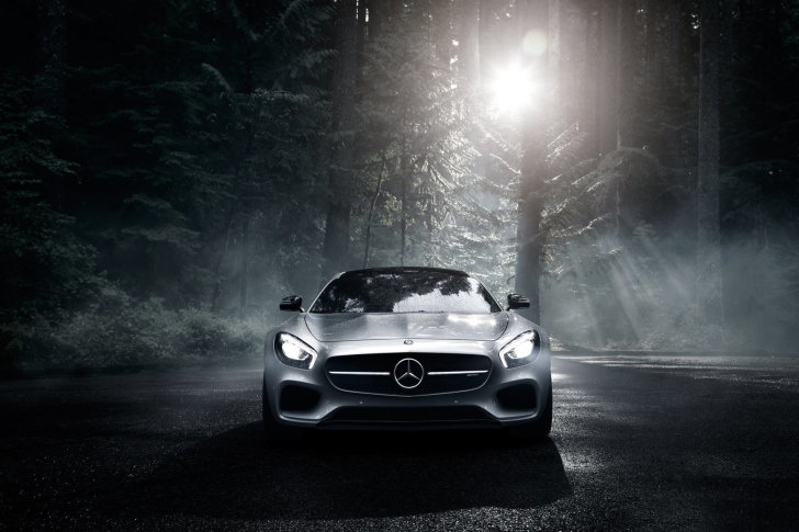 2016 Mercedes Benz AMG GT S wallpaper