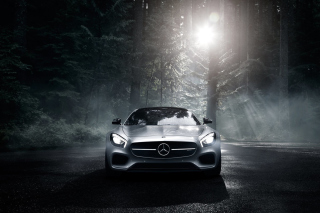 2016 Mercedes Benz AMG GT S Wallpaper for Android, iPhone and iPad
