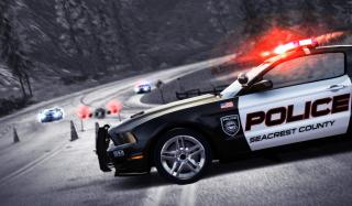 Nfs Hot Pursuit - Obrázkek zdarma pro Fullscreen 1152x864