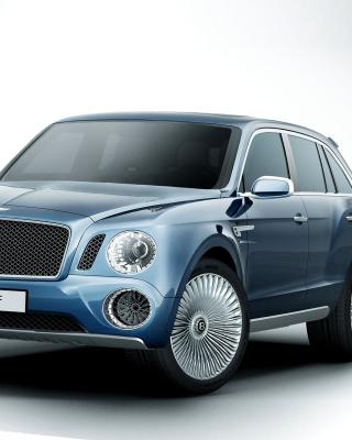 Bentley EXP 9 F - Obrázkek zdarma pro 176x220
