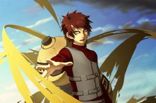 Gaara Kazekage Naruto - Obrázkek zdarma pro HTC Wildfire
