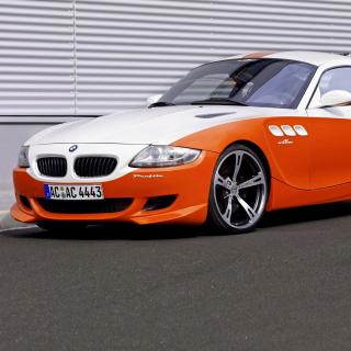 BMW Z4 M Coupe - Obrázkek zdarma pro iPad 3