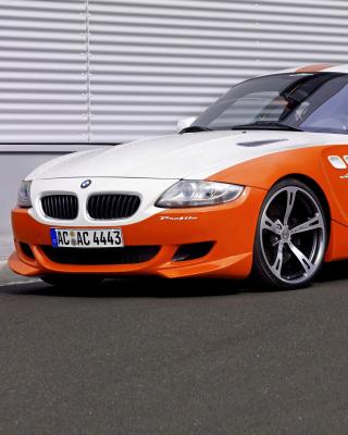 BMW Z4 M Coupe - Obrázkek zdarma pro Nokia 206 Asha