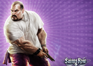 Saints Row 2 Background for Android, iPhone and iPad