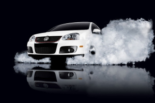 Volkswagen Golf Gti - Obrázkek zdarma pro LG Optimus M