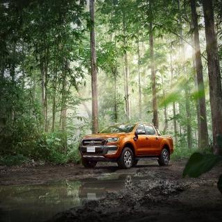 Ford Ranger Wildtrak XLT - Obrázkek zdarma pro iPad