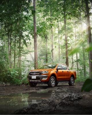 Ford Ranger Wildtrak XLT - Obrázkek zdarma pro Nokia X2-02