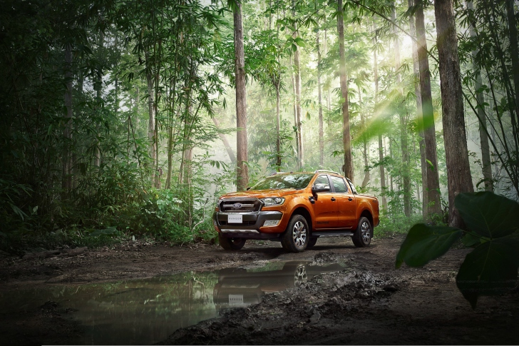 Ford Ranger Wildtrak XLT wallpaper