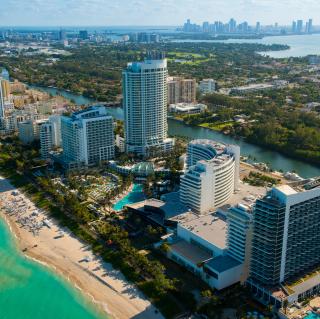 Miami Florida - Obrázkek zdarma pro 208x208
