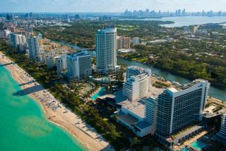 Miami Florida - Obrázkek zdarma pro 1366x768