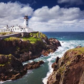 Fanad Ireland Lighthouse - Obrázkek zdarma pro iPad 2