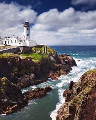 Fanad Ireland Lighthouse - Obrázkek zdarma pro 320x480