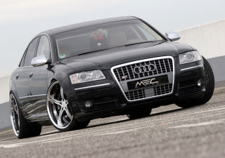 Audi S8 Tuning Wallpaper for Android, iPhone and iPad