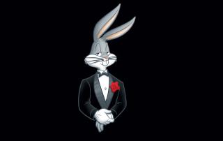 Bugs Bunny - Obrázkek zdarma pro Fullscreen Desktop 1600x1200