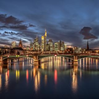 Frankfurt - Obrázkek zdarma pro 128x128