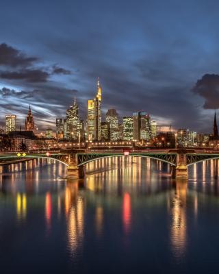 Frankfurt - Obrázkek zdarma pro 352x416