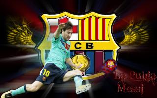 Lionel Messi - Fondos de pantalla gratis para Sony Ericsson XPERIA PLAY
