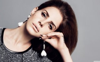 Free Lana Del Rey Style Picture for Android, iPhone and iPad