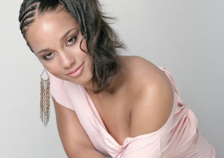 Alicia Keys Background for Android, iPhone and iPad