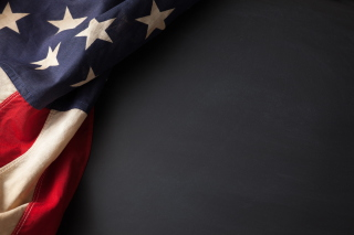 Flag of the United States Background for Android, iPhone and iPad