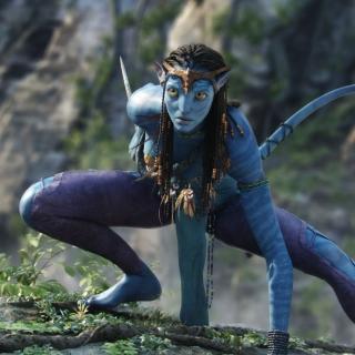Avatar - Obrázkek zdarma pro iPad