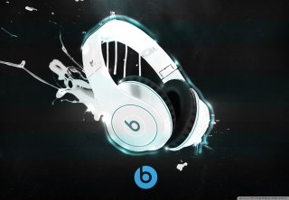 Beats By Dre Background for Android, iPhone and iPad
