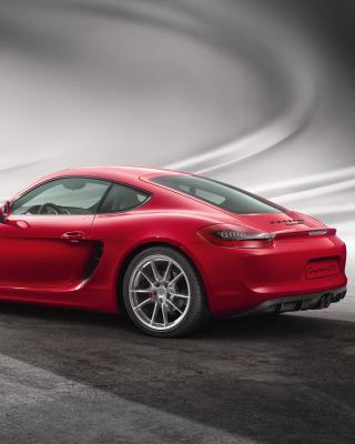Porsche Cayman GTS - Obrázkek zdarma pro Nokia Asha 305