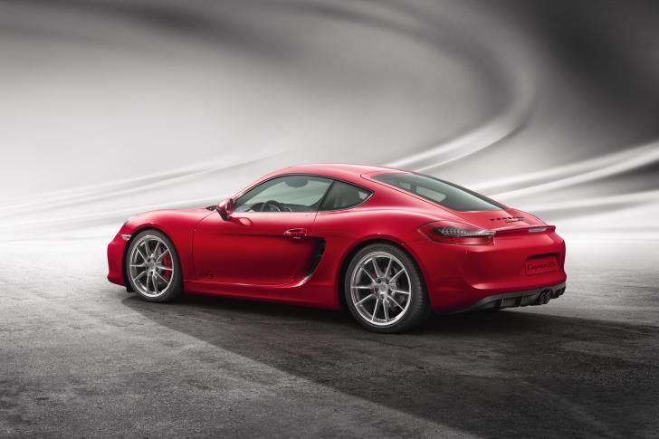 Porsche Cayman GTS wallpaper