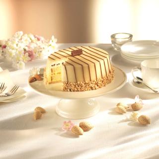 Marzipan cake - Obrázkek zdarma pro iPad mini
