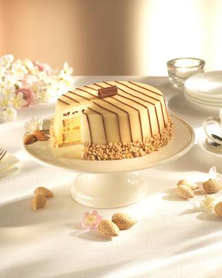 Marzipan cake - Obrázkek zdarma pro 132x176