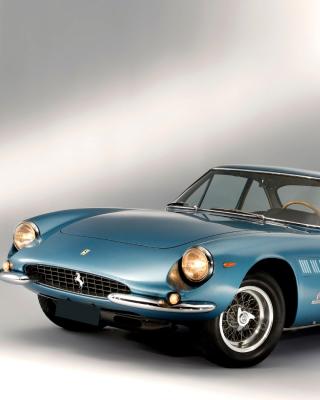 Ferrari 500 Superfast 1964 - Obrázkek zdarma pro 240x320