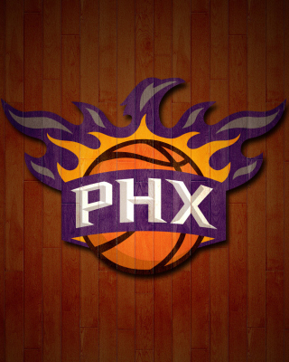 Phoenix Suns - Obrázkek zdarma pro Nokia Asha 503