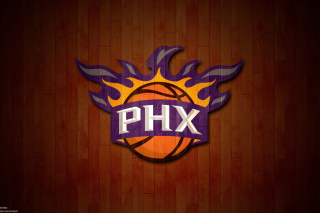 Phoenix Suns - Obrázkek zdarma pro HTC One X