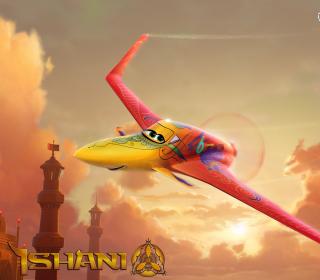 Disney Planes - Ishani - Obrázkek zdarma pro iPad