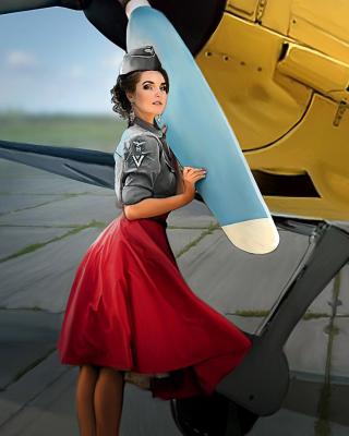 World of Warplanes Game - Obrázkek zdarma pro Nokia X1-00
