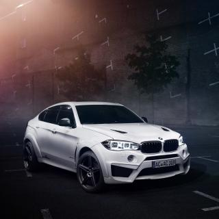 2016 BMW X6M By AC Schnitzer - Obrázkek zdarma pro 1024x1024