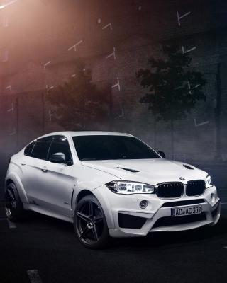 2016 BMW X6M By AC Schnitzer - Obrázkek zdarma pro Nokia Asha 303