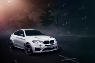 Free 2016 BMW X6M By AC Schnitzer Picture for Android, iPhone and iPad