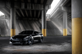 Nissan GTR R-35 Wallpaper for Android, iPhone and iPad